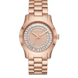BRAND NEW Michael Kors Rose Gold Watch